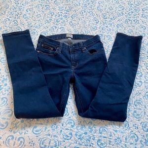 "J Crew ""Matchstick"" Women's Jeans / Size 26"